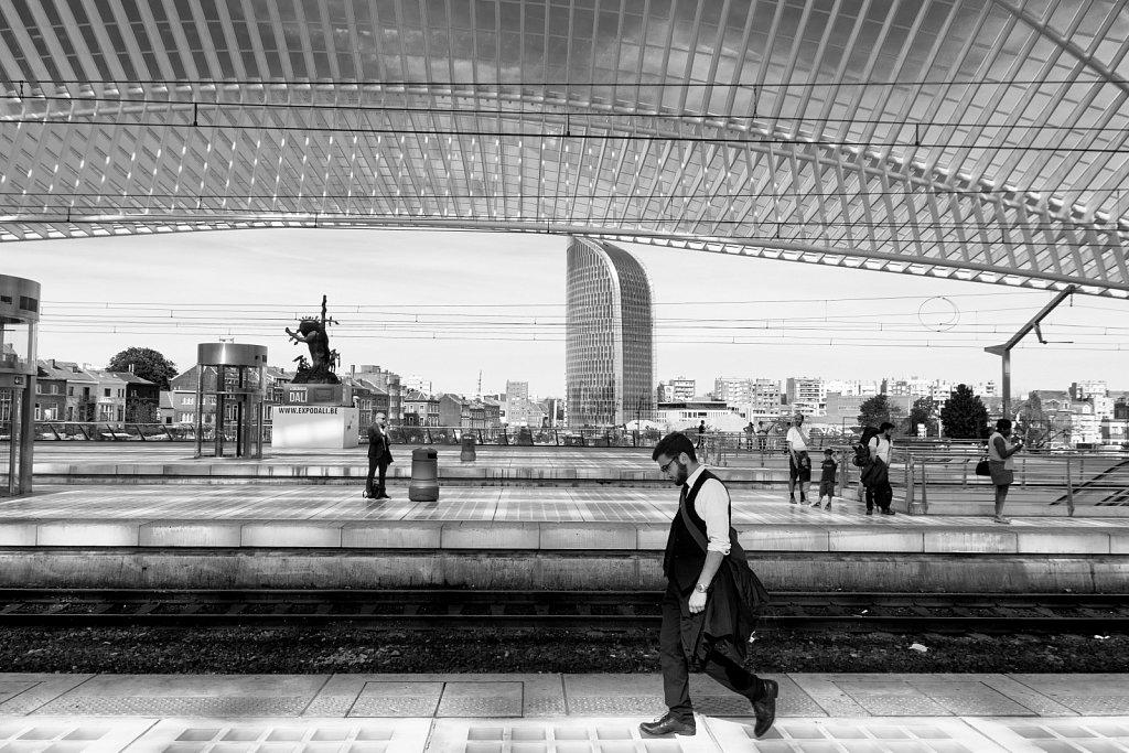 Gare de Liége